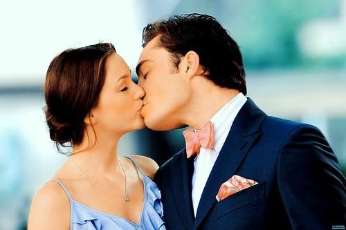 Blair Waldorf Chuck Bass Married Was to Marry Chuck Bass