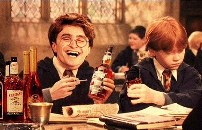 10 Reasons Why Harry Potter Is Frat