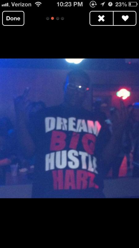 Dream Big, Hustle Hard.