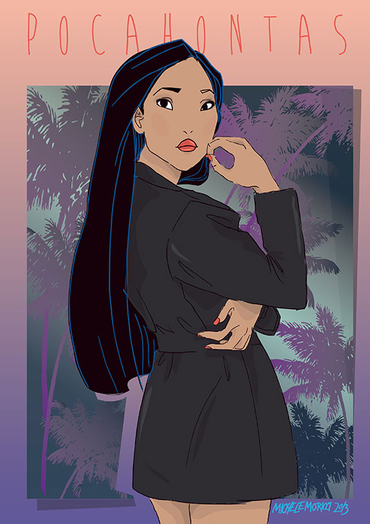 Pocahontas Cyrus