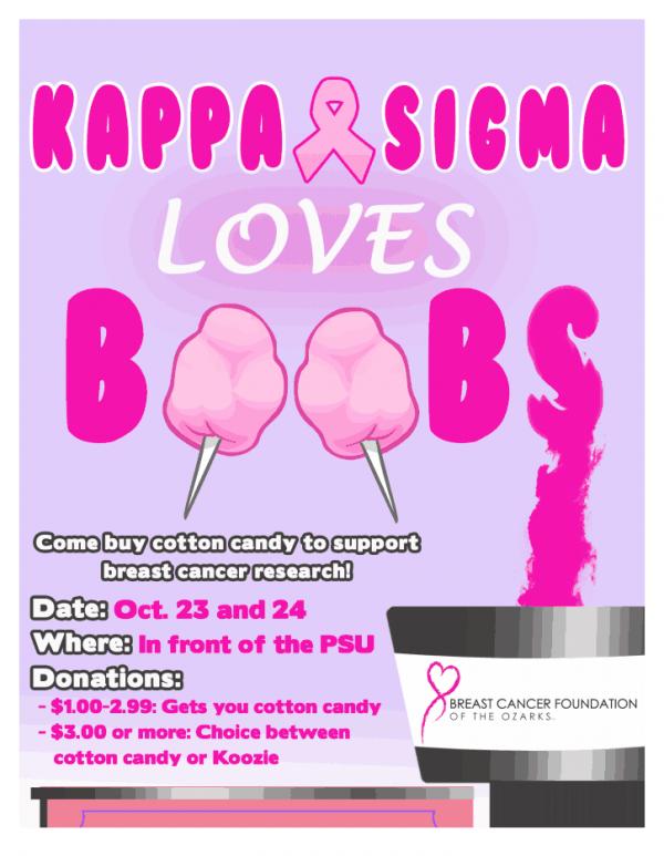 Kappa Sigma Loves Boobs