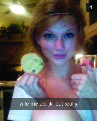 Total Sorority Move | Leaked! Taylor Swifts Snapchats