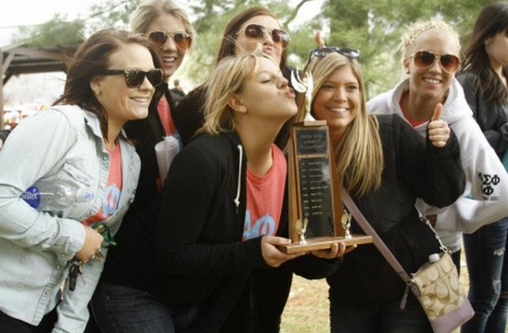 5 Reasons Being An Athlete Is The Same As Being A Sorority Girl