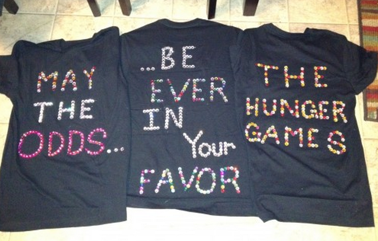 Little Hunting Hunger Games