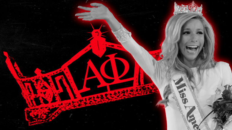 Miss America Was Kicked Out Of Her Sorority, Because She's A Mean, Scary, Hazer