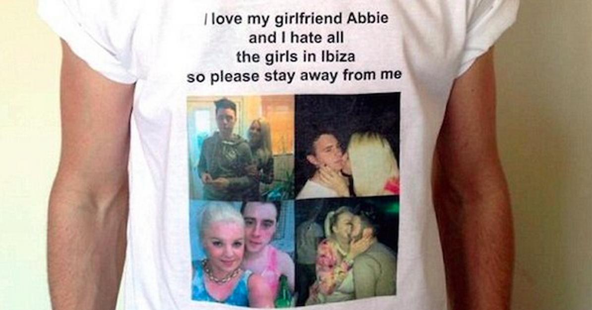 Boyfriends on lads holidays?