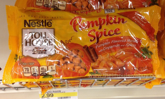 Pumpkin Spice Chips