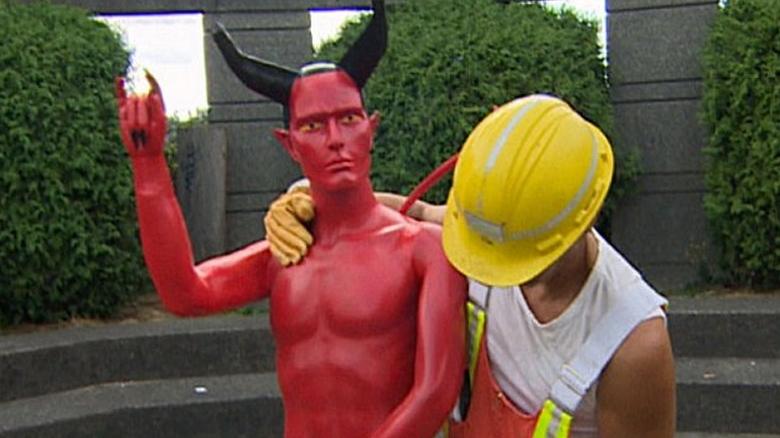 Naked Devil
