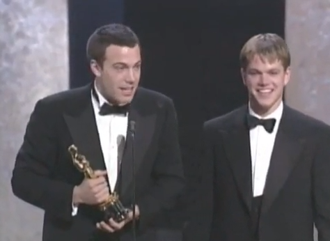 Throwback Thursday: Ben Affleck and Matt Damon