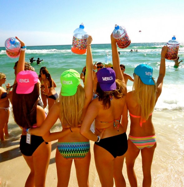 Dos and Don'ts Of Spring Break