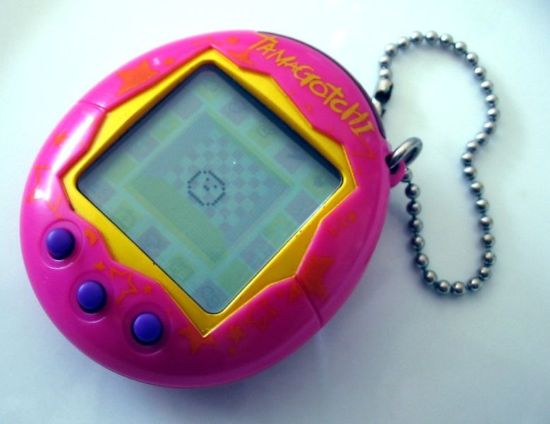 Remembering Fondly- Tamagotchis