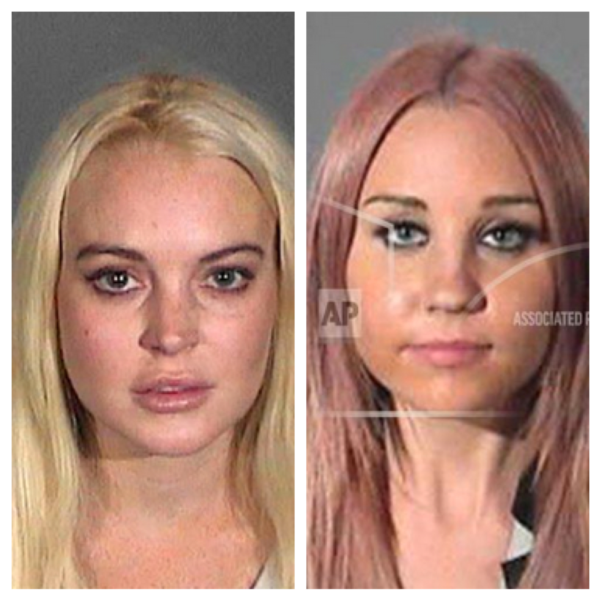 An Interaction Between Lindsay Lohan and Amanda Bynes