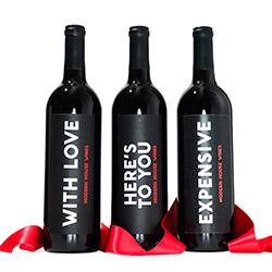 7. Modern House Red Wine