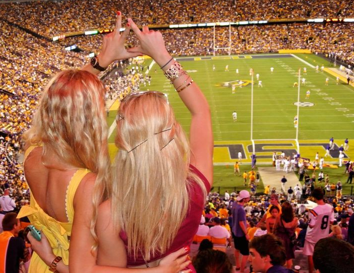 The Super Bowl, As Defined By A Sorority Girl