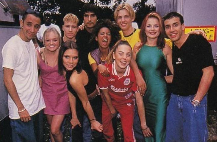 Spice Girls BSB