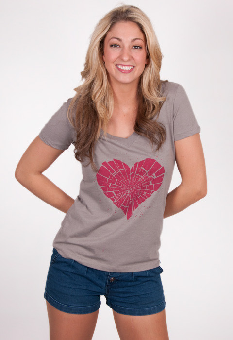 Heartbreaker V-Neck Shirt