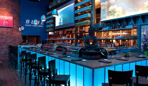 Blue Sushi - Bar 9