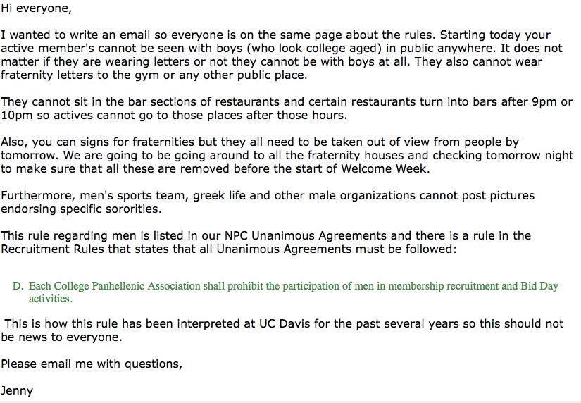 UC Davis Email