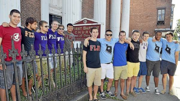 Church And Elementary School To Be Turned Into Frat House